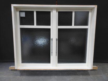 Bungalow Style Double Glazed Wooden Casement Window
