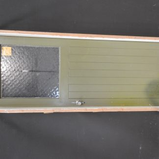Wooden Tg&V Exterior Door In Jamb