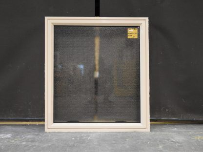 Almond Aluminium Awning Window