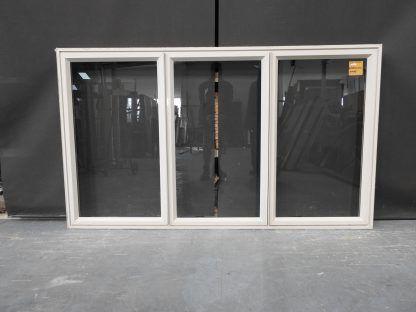 Almond Aluminium Casement Window