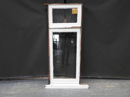 Bungalow Cedar Casement Window With Toplight