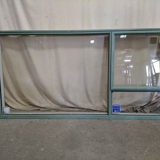 Mist Green Aluminium Awning Window