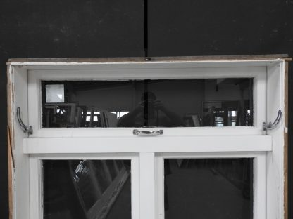 Bungalow Style Wooden Casement Window With Toplight