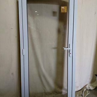 Titania double glazed aluminium door