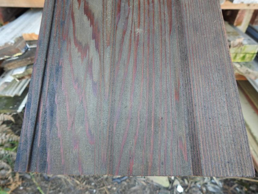 cedar beveled double centre goove vertical shiplap weatherboard