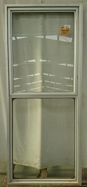 Silver Aluminium Single Awning Window H2040mmxW820mm ...