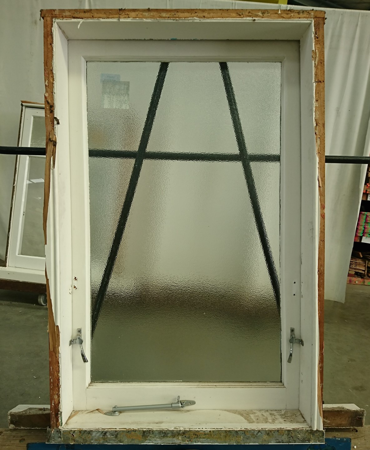 Wooden Single Awning Window H1310mmxW815mm DR4772 - Jacob ...