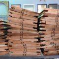 Cedar Splay Cut Weatherboard